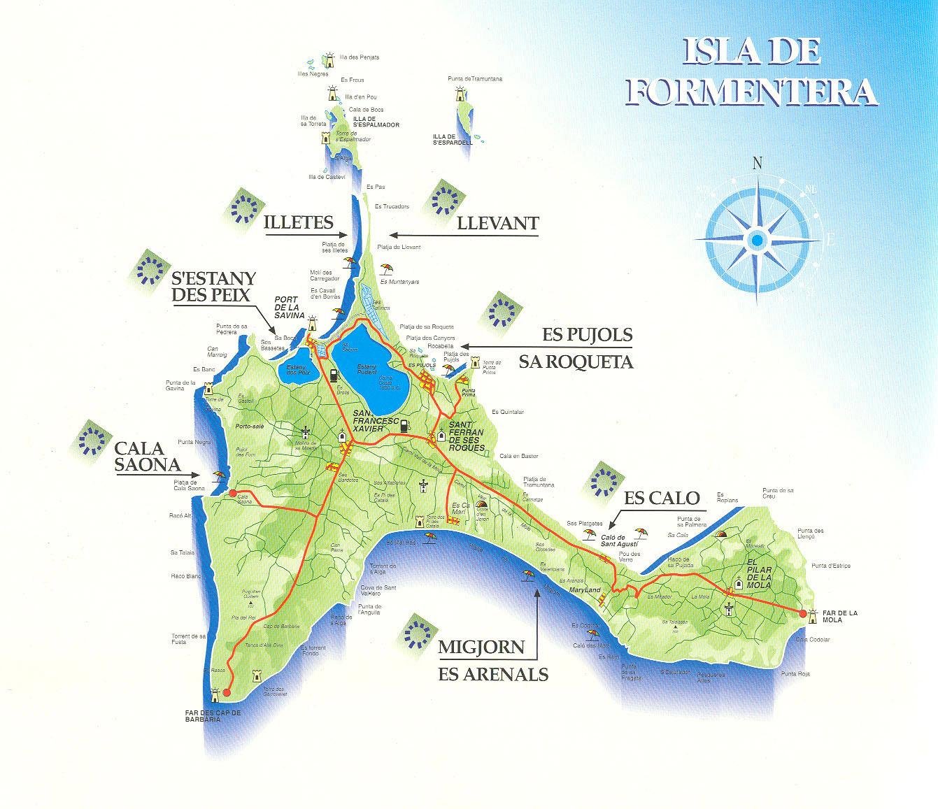 Best Dove Soggiornare A Formentera Ideas - Home Interior Ideas ...